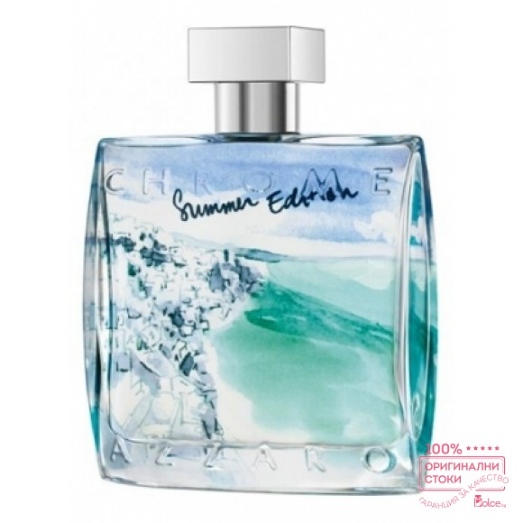 Azzaro Chrome Summer Edition 2013 EDT - тоалетна вода за мъже