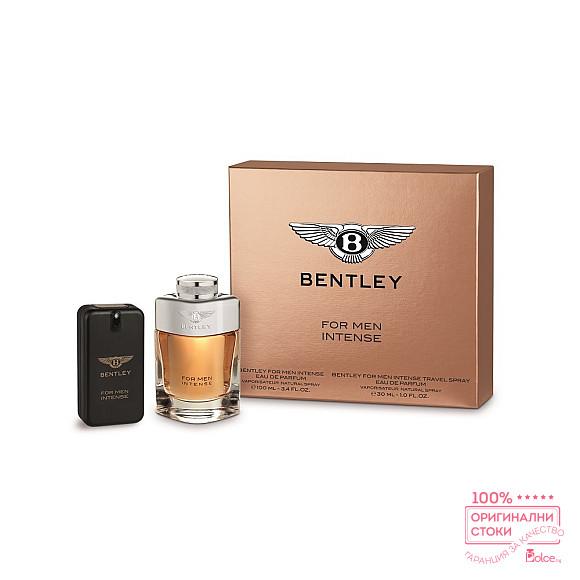 Bentley for Men Intense EDP - подаръчен комплект за мъже