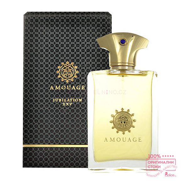 Amouage Jubilation EDP - мъжки парфюм