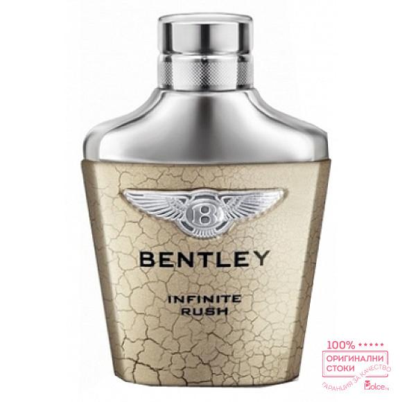 Bentley Infinite Rush EDT - тоалетна вода за мъже без опаковка
