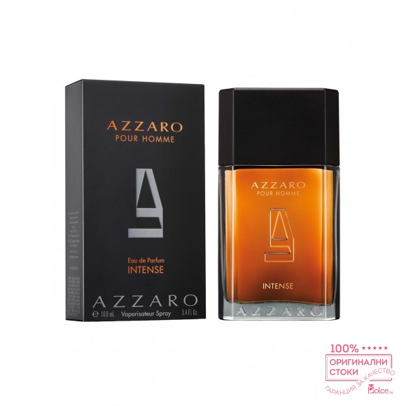 Azzaro Pour Homme Intense EDP - мъжки парфюм