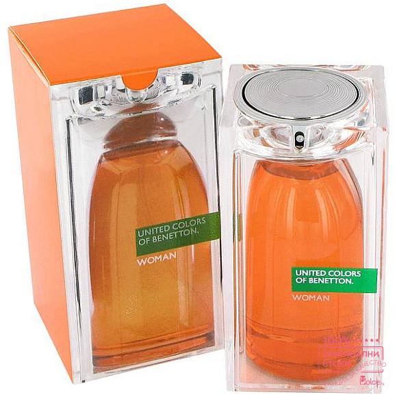 Benetton Woman EDT - тоалетна вода за жени