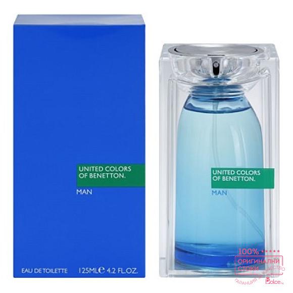 Benetton Man EDT - тоалетна вода за мъже