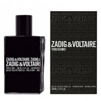 zadig amp; voltaire this is him edt - тоалетна вода за мъже