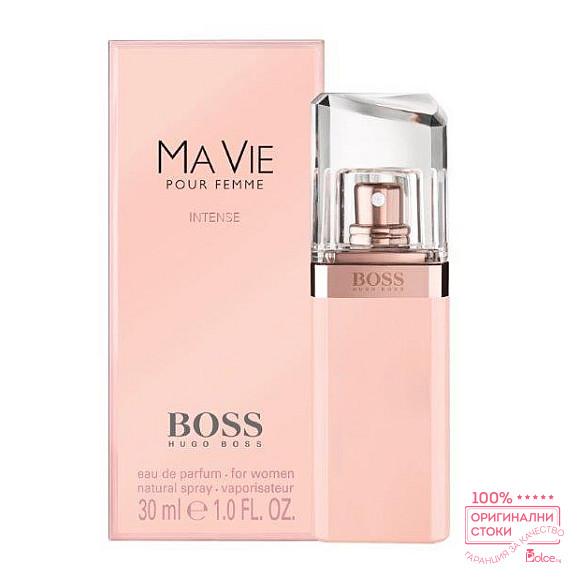Hugo Boss Ma Vie Intense EDP - дамски парфюм