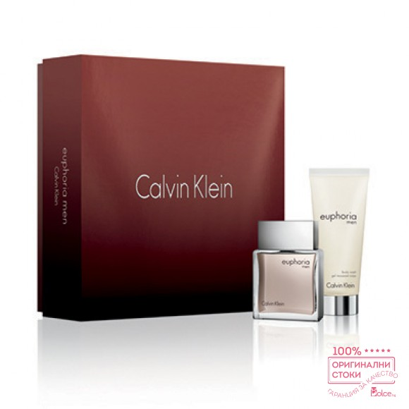 Calvin Klein Euphoria - подаръчен комплект за мъже