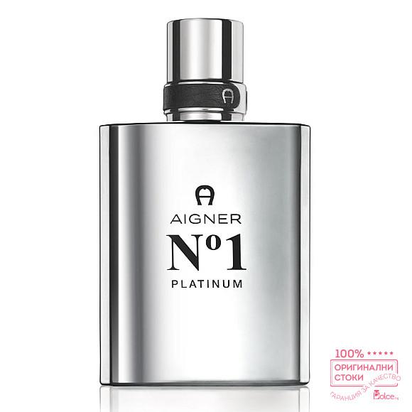 Aigner No 1 Platinum EDT - тоалетна вода за мъже без опаковка
