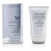 shiseido urban environment uv protection cream хидратиращ защитен крем spf 50