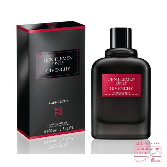 Givenchy Gentlemen Only Absolute EDP - мъжки парфюм