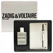 zadig amp; voltaire this is her подаръчен комплект за жени