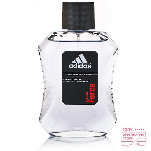 Adidas Τeam Force EDT - тоалетна вода за мъже без опаковка