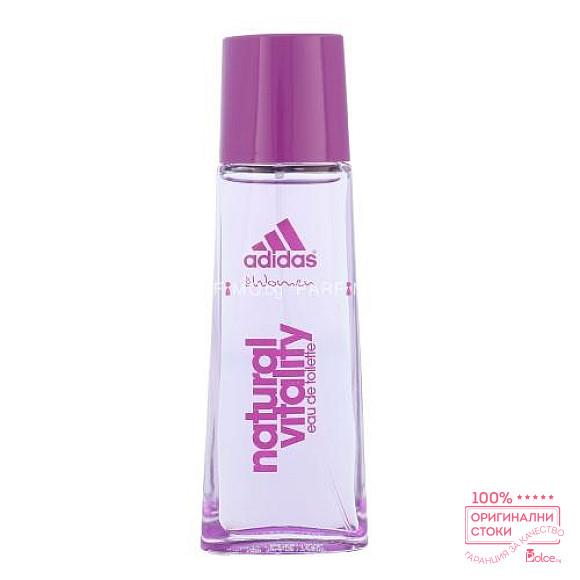 Adidas Natural Vitality EDT - тоалетна вода за жени без опаковка