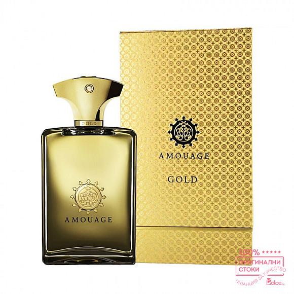 Amouage Gold EDP - Мъжки парфюм