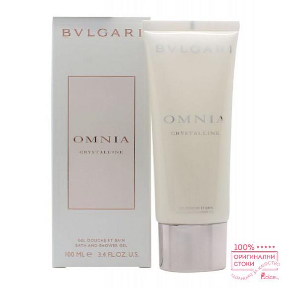 Bvlgari Omnia Crystalline дамски лосион за тяло