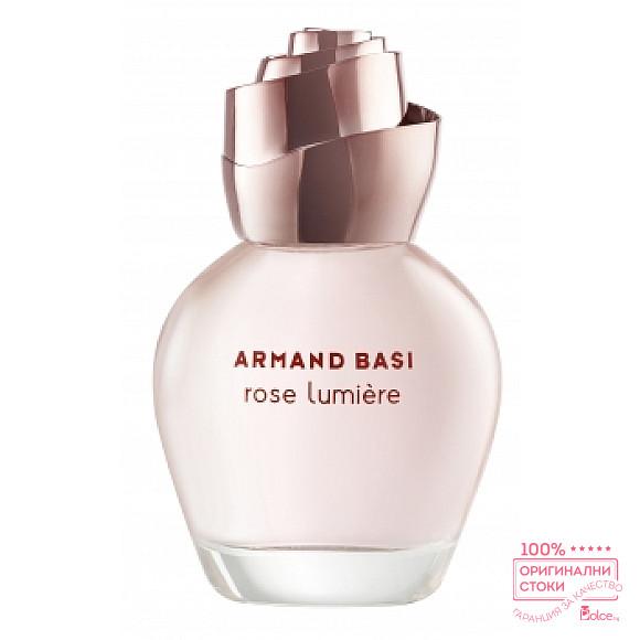 Armand Basi Rose Lumiere EDT - тоалетна вода за жени без опаковка