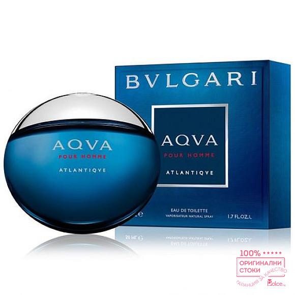 Bvlgari Aqva Atlantiqve EDT - тоалетна вода за мъже