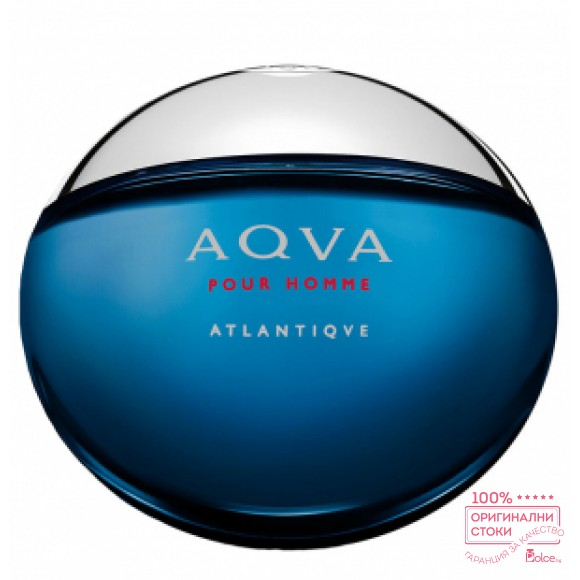 Bvlgari Aqva Atlantiqve EDT - тоалетна вода за мъже без опаковка