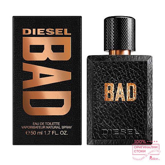 Diesel Bad EDT -  тоалетна вода за мъже