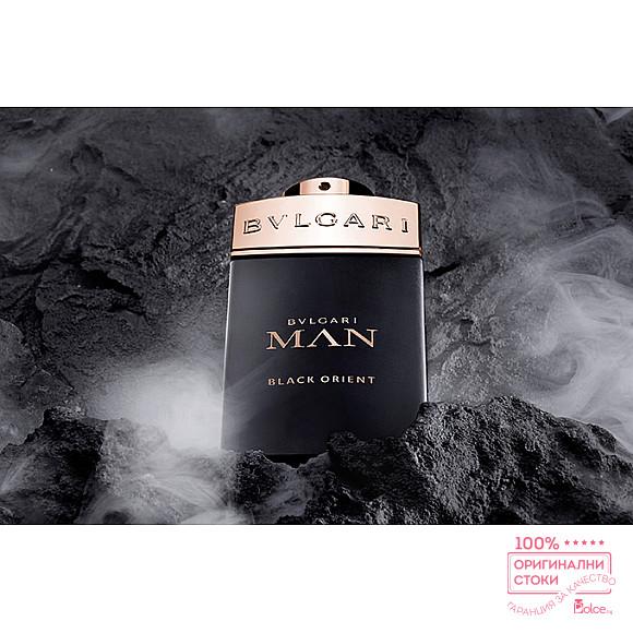 Bvlgari Man Black Orient EDP - мъжки парфюм без опаковка
