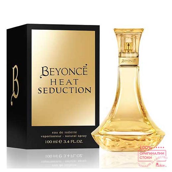Beyonce Heat Seduction EDT - тоалетна вода за жени