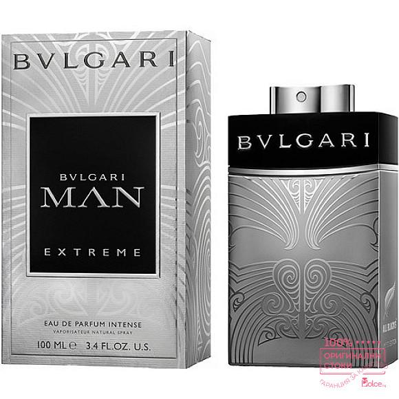 Bvlgari Man Extrême All Black Editions EDT - тоалетна вода за мъже