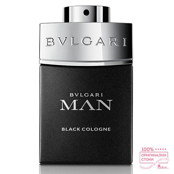 Bvlgari Man Black Cologne EDT - тоалетна вода за мъже без опаковка