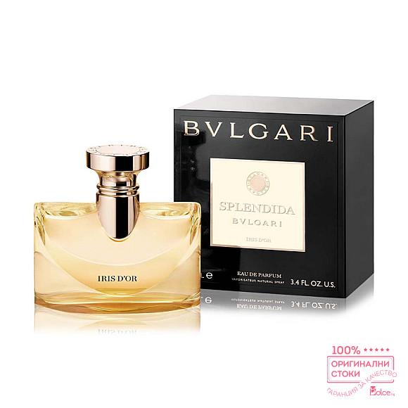 Bvlgari Splendida Iris d`Or EDP - дамски парфюм