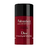 Christian Dior Fahrenheit стик за мъже