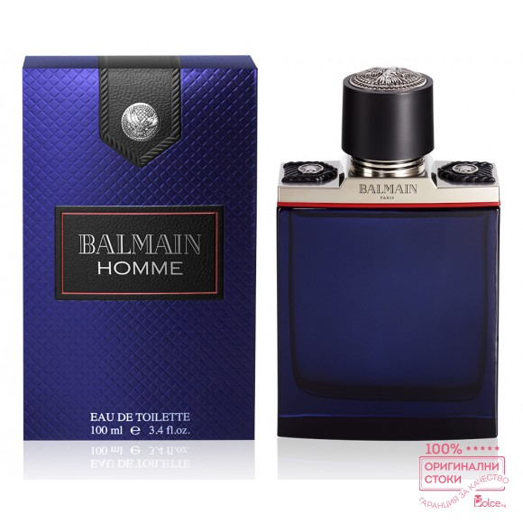 Balmain Homme парфюм за мъже EDT