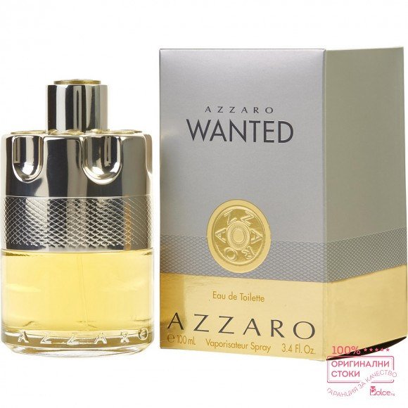 Azzaro Wanted EDT - тоалетна вода за мъже
