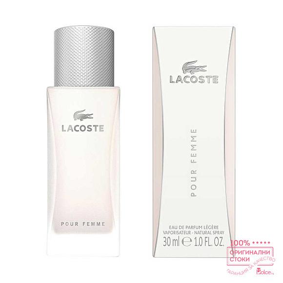 Lacoste Pour Femme Légère парфюм за жени EDT