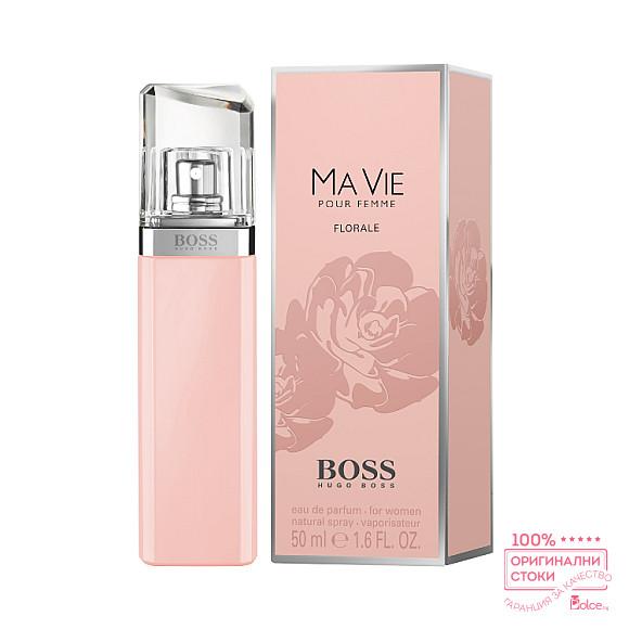 Hugo Boss Ma Vie Florale парфюм за жени EDP