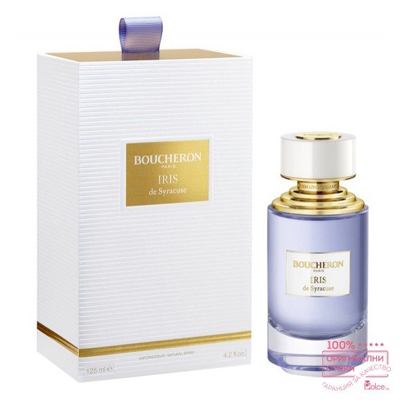 Boucheron Iris de Syracuse EDP - унисекс парфюм