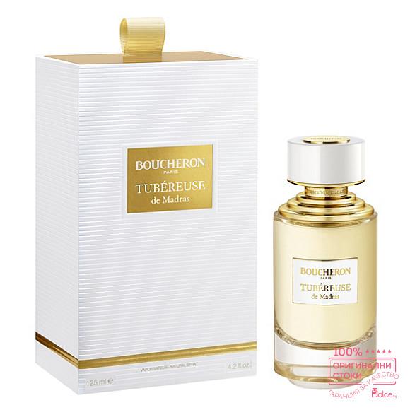 Boucheron Tubéreuse De Madras EDP - унисекс парфюм