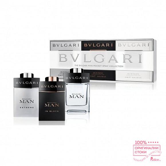 Bvlgari Bvlgari Man Pocket Collection подаръчен комплект за мъже
