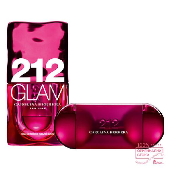 Carolina Herrera 212 Glam EDT - тоалетна вода за жени