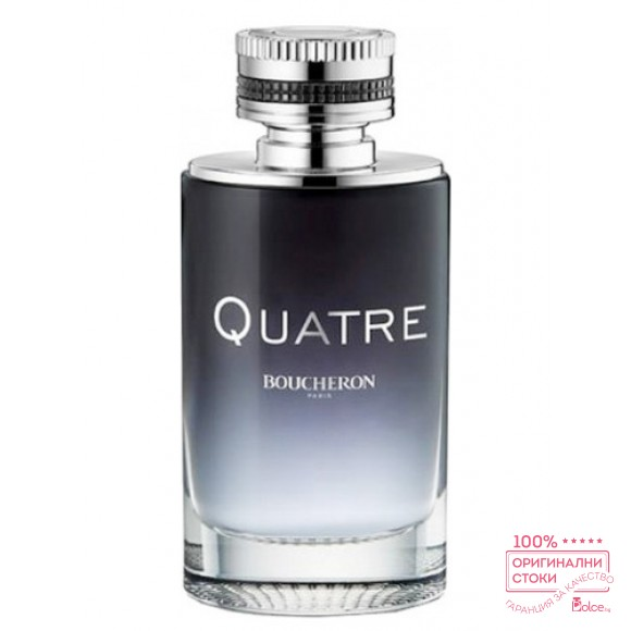 Boucheron Quatre Absolue de Nuit Pour Homme EDP - мъжки парфюм