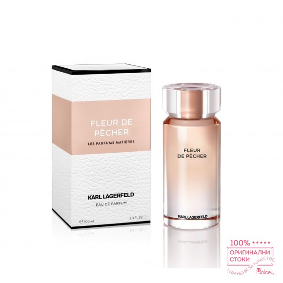 Karl Lagerfeld Fleur de Pecher парфюм за жени EDP