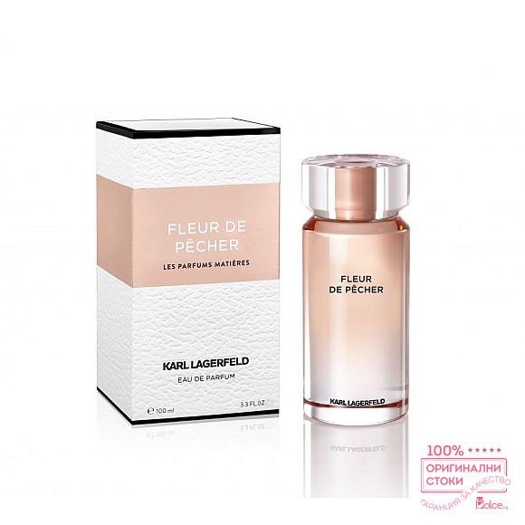 Karl Lagerfeld Fleur de Pecher EDP - дамски парфюм