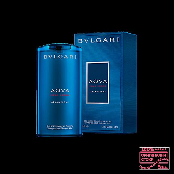 Bvlgari Aqva Atlantiqve шампоан за коса и тяло