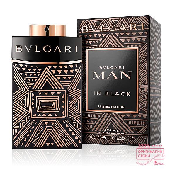 Bvlgari Man in Black Essence EDP - мъжки парфюм