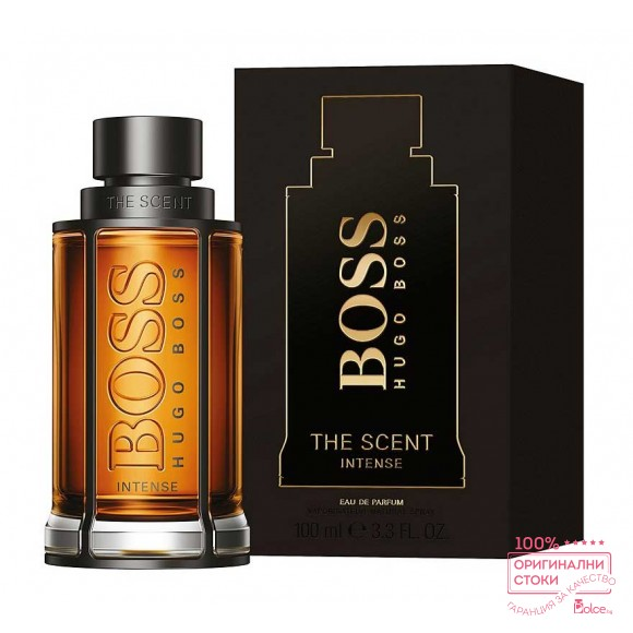 Hugo Boss The Scent Intense EDP - мъжки парфюм