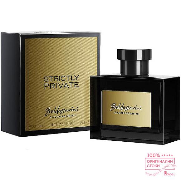 Baldessarini Strictly Private парфюм за мъже EDT