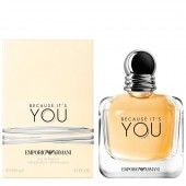 giorgio armani because it's you edp - дамски парфюм