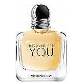 Giorgio Armani Because It's You EDP - дамски парфюм