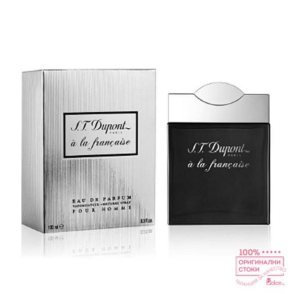 S.T Dupont A La Francaise EDP - мъжки парфюм