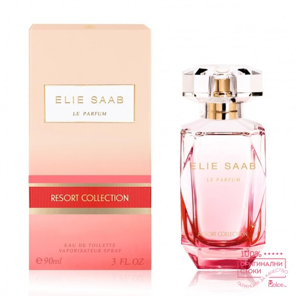 Elie Saab Le Parfum Resort Collection EDT - тоалетна вода за жени