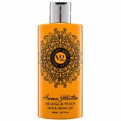 vivian gray aroma selection orange amp; peach 2051 душ гел за жени