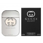 gucci guilty platinum edt - тоалетна вода за жени