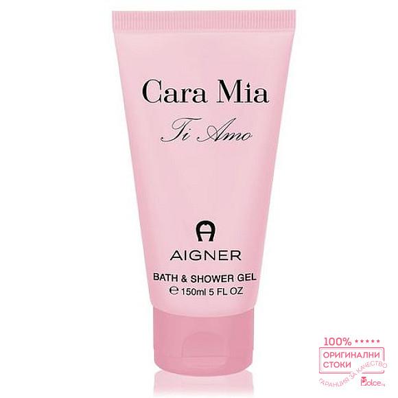 Aigner Cara Mia Ti Amo - душ гел за жени